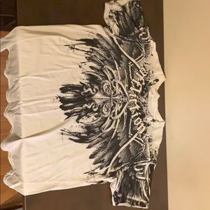 Affliction T-shirt Large